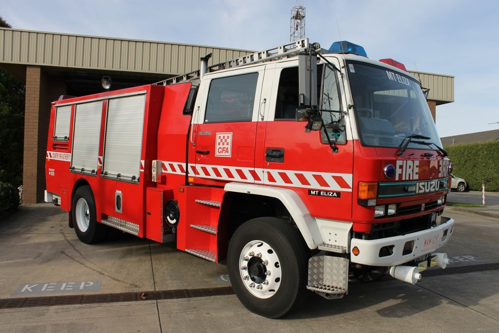 Mt Eliza Pumper