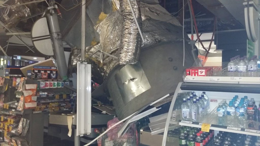 Woolworths Air Conditioner Incident (1)